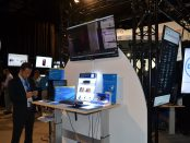 Dell workstatation at Siggraph