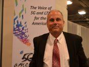 Chris Pearson, President of 5G Americas at CTIA 2016