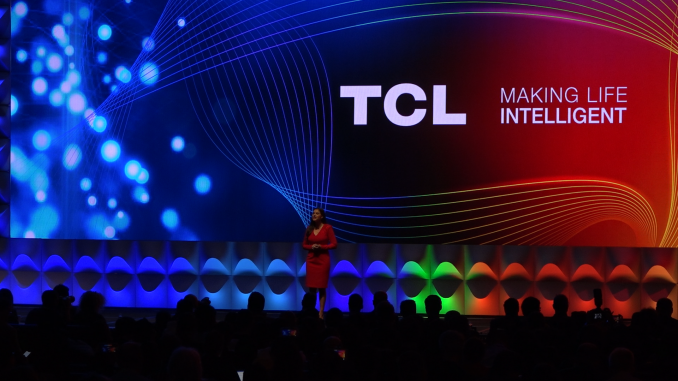 TCL presents its latest trends, new products and technologies at CES